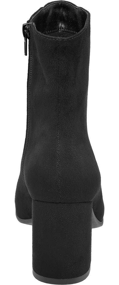 Ellie Star Collection Schnürstiefelette schwarz