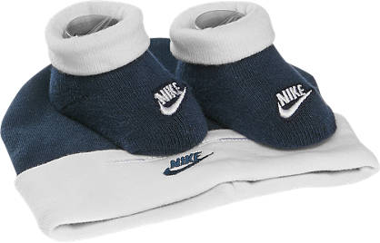 NIKE Set Babymütze + Schuhe