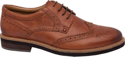 Borelli London Collection Borelli London Lace-up Formal Shoes