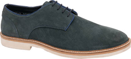 Silver Street Dart Lace-up Formal Shoes