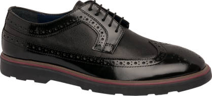 Silver Street Soho Lace-up Formal Shoes