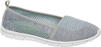 Graceland Slipper  grau