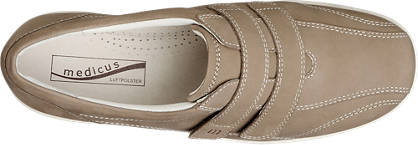 Medicus Slipper, Weite H taupe
