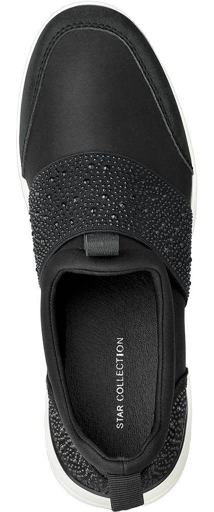 Ellie Star Collection Slipper schwarz