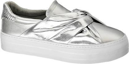 Ellie Star Collection Slipper silber