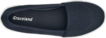 Graceland Slipper blau
