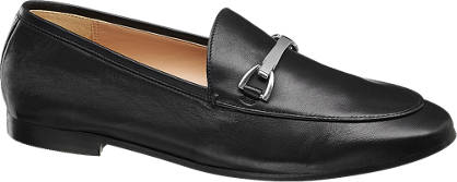 5th Avenue Slipper schwarz