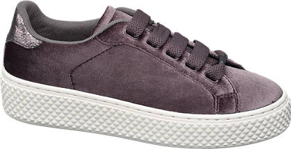 Ellie Star Collection Sneaker  kaffee