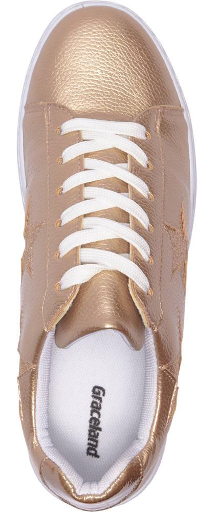 Graceland Sneaker  rosegold
