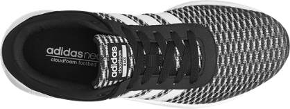 adidas neo label Sneaker CF RACE W schwarz, weiß