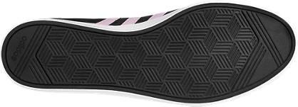 adidas neo label Sneaker COURT SET W schwarz, lila
