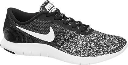 NIKE Sneaker FLEX CONTACT schwarz-weiß