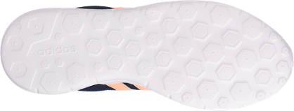 adidas neo label Sneaker LITE RACER W blau, koralle