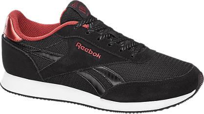Reebok Sneaker REEBOK ROYAL CL JOG schwarz, fuchsia