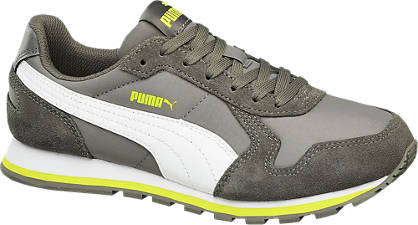 Puma Sneaker ST RUNNER NL JR grau, weiß