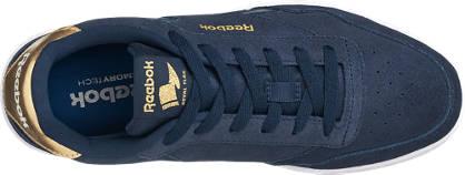 Reebok Sneaker TECHQUE T blau, gold
