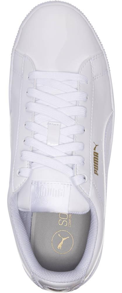 Puma Sneaker VIKKY PLATFORM PATENT  weiß