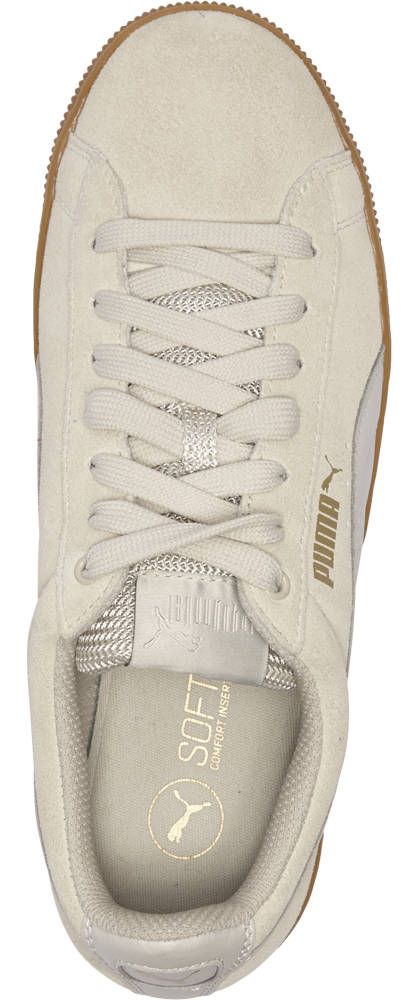 Puma Sneaker VIKKY PLATFORM beige
