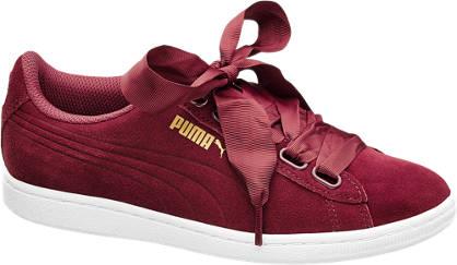 Puma Sneaker VIKKY RIBBON rot