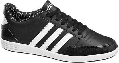 adidas neo label Sneaker VL HOOPS LO  schwarz