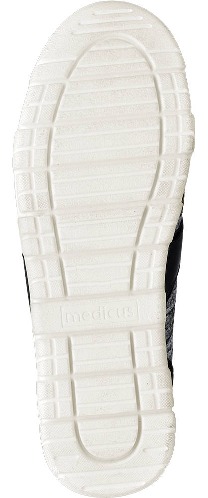 Medicus Sneaker, Weite G schwarz