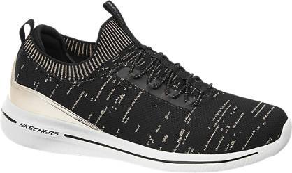 Skechers Sneaker elasztikus fűzővel