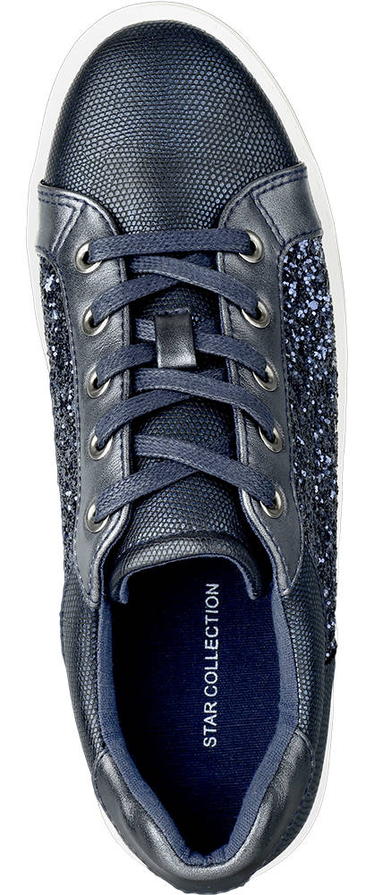 Ellie Star Collection Sneaker blau