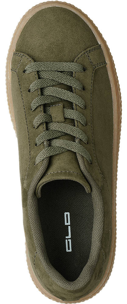 Ellie Star Collection Sneaker olive