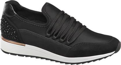 Ellie Star Collection Sneaker schwarz
