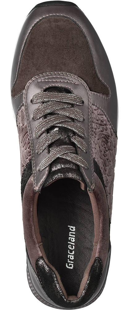 Graceland Sneaker braun