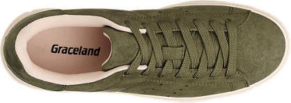 Graceland Sneaker olive