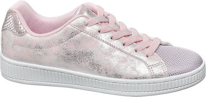 Graceland Sneaker pink, metallic