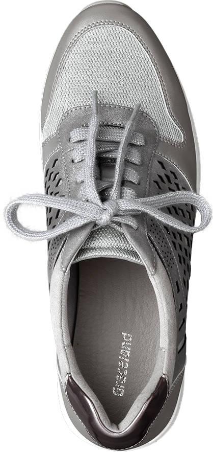 Graceland Sneaker silber