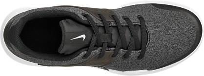 NIKE Sneaker grau, weiß, schwarz