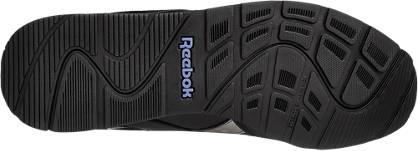 Reebok Sneaker schwarz, silber