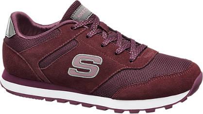 Skechers Sneaker bordeaux