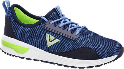 Venice Sneaker blau, grün