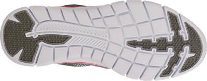 Venice Sneaker grau, fuchsia, weiß