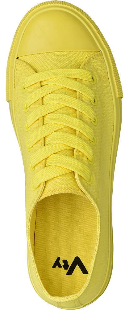 Vty Sneaker gelb