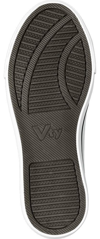 Vty Sneaker schwarz, gold