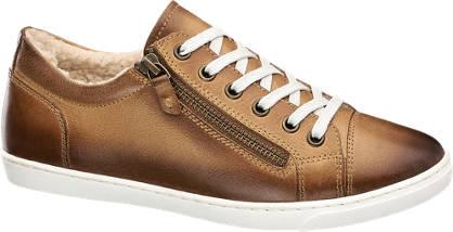 5th Avenue Sneaker cognac