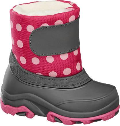 Cortina Snow Boots gefüttert