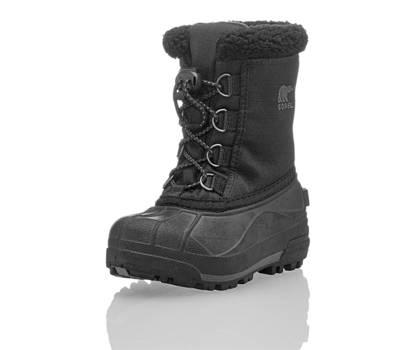 Sorel Sorel Youth Cumberland chaussure pour la neige enfants noir
