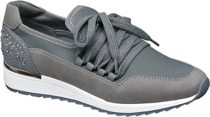 Star Collection Lace-up Trainers