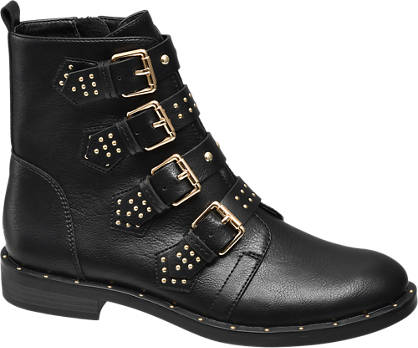 Star Collection Buckle Detail Boot