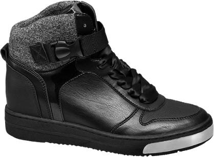 Star Collection Wedge High Top