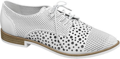Star Collection Chop Out Lace-up Shoes