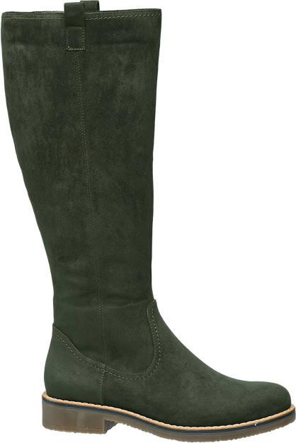 Catwalk Stiefel grün
