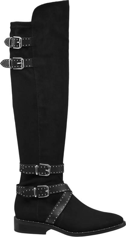 Catwalk Stiefel schwarz