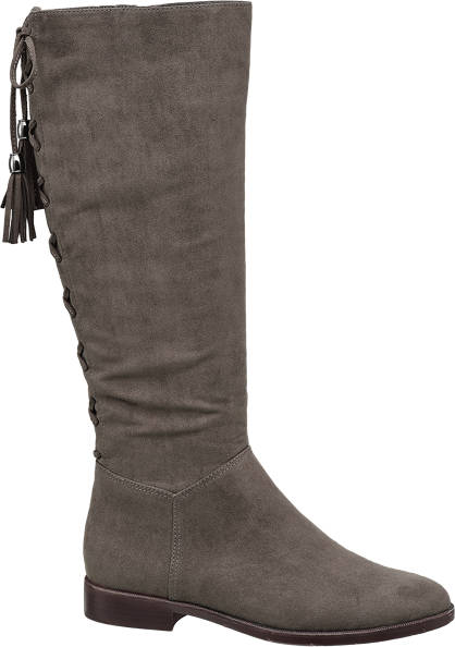 Graceland Stiefel taupe